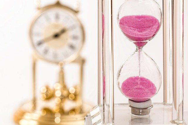 結婚生活の時間