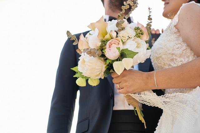エリート男性と結婚