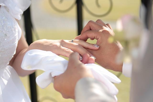 結婚相談所で成婚のイメージ
