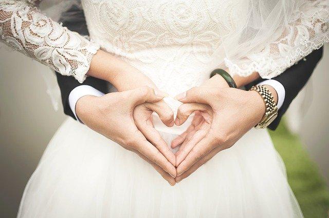 40代の結婚のイメージ