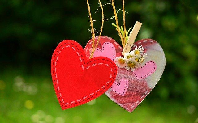 恋愛から結婚のイメージ
