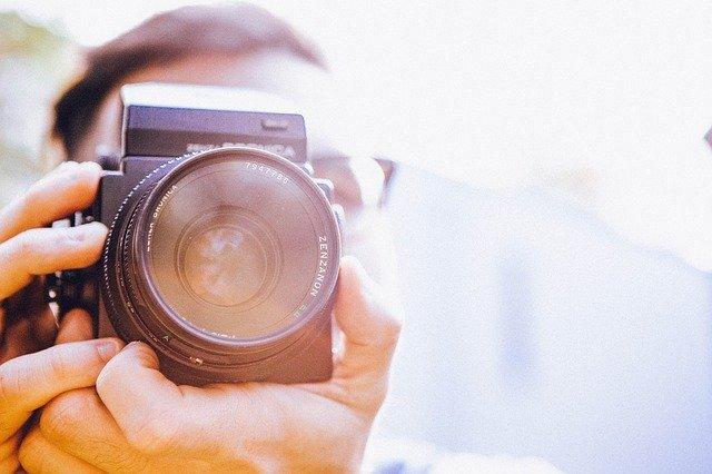 プロフィール写真撮影のイメージ